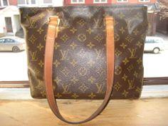 Louis Vuitton Cabas Piano Tote Handbag Monogram Canvas 100% Authentic!! Designer Purses, Bar Lighting, Monogram Canvas, Tote Handbags, Louis Vuitton Monogram, Piano, Bullet, Motorcycle, Ebay