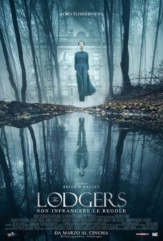 The Lodgers – Non infrangere le regole [HD] (2018)   evid