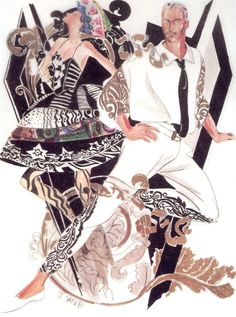 Gianni Versace - The God of 90's Trashion