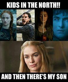 Summer childs... #got #gameofthrones #lannisters #starks