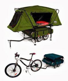 bike vs tent