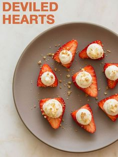 "Deviled Hearts Recipe from @Albertsons board ""Hearts a Flutter"""