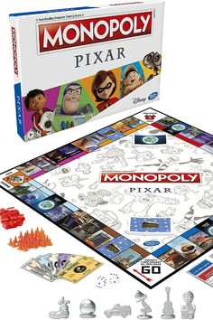 Board Games For Kids, Love Games, All Games, Monopoly Board, Monopoly Game, Family Game Night, Family Games, Classic Board Games, Post Modern
