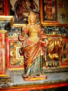 Rainha Santa Mafalda - Blessed Queen Mafalda,  of Portugal (1184-1257)