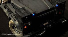 RSOV美军游骑兵战车1:6比例静态模型 - 模型吧 越野e族论坛 越野/SUV/旅行/赛事/改装/互动中心