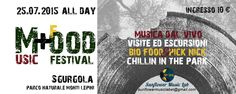 Invito realizzato per evento musicale