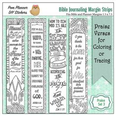 Save 50% 24 Printable Coloring Bible by DigiScrapDelights on Etsy