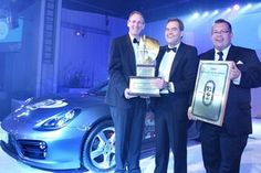 South African Car of the Year 2014 – Porsche Cayman
