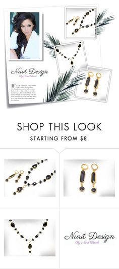 """nuritdesignjewelry 3/100"" by umay-cdxc ❤ liked on Polyvore featuring Post-It"