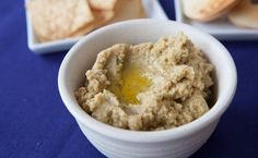 This is the classic recipe, but hummus has many faces. Add 1 cup ml) cooked carrots or ½ cup ml) roasted red peppers for bright colour and subtly sweet flavour. Can be made days ahead – refrigerate in a sealed container until ready to serve. Appetizer Salads, Appetizers, Appetizer Ideas, Real Food Recipes, Cooking Recipes, Healthy Recipes, Epicure Recipes, Roasted Garlic Hummus, Hummus Recipe