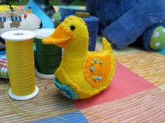 free duck pattern