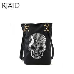 2016 New Style Fashion Punk Black Skull Face Designer PU leather Tote Handbags Women's Shoulder Bag Ladies CrossBody Bag QF086 #electronicsprojects #electronicsdiy #electronicsgadgets #electronicsdisplay #electronicscircuit #electronicsengineering #electronicsdesign #electronicsorganization #electronicsworkbench #electronicsfor men #electronicshacks #electronicaelectronics #electronicsworkshop #appleelectronics #coolelectronics