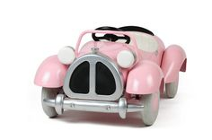 """Limited Supplies Pink Sports Pedal Car Freight Included   This Unique Pink Sports Pedal Car will be a delight for any child. Made from tough steel,   43"""" long x 23"""" wide x 18"""" high  Easy to assemble http://cgi.ebay.com/ws/eBayISAPI.dll?ViewItem=110944746776#ht_5927wt_1071"""