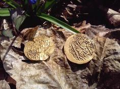 Two Islamic Coins. Muhammad III (1003-1012h).  Metal Detector 1: Garrett Ace 250 Search coil: NEL Tornado Metal Detector 2: Minelab Explorer Search coil: NEL Storm