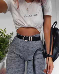 """3,204 Likes, 44 Comments - Lydia Rose (@fashioninflux) on Instagram: """"Double denim in my new faaave high waisted fit although I'm now in joggers after enough chocolate…"""""""