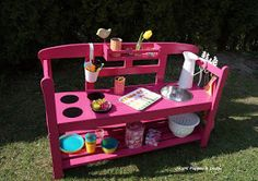 JoLeMi Puppen & Design: Sommerküche :o)