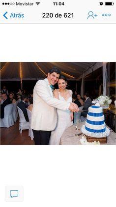 Pastel boda Mayte&Luis | Postrería