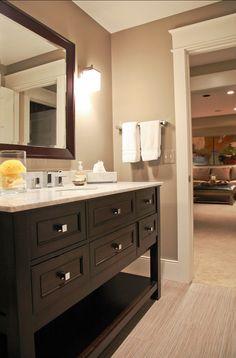 Bathroom. Small Bathroom Design. #BathroomDesign #SmallBathroom #SmallSpaces
