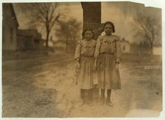 20 haunting portraits of child laborers in 1900s America