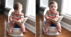 Thanks to this simple trick, you will teach your child to use a potty and b . - Thanks to this simple trick, you will teach your child to use the potty in just 3 days! Three Day Potty Training, Potty Training Girls, Toilet Training, Training Tips, Vicks Vaporub, Pots, Baby Hacks, Baby Tips, Family Kids