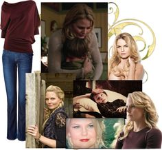 """""""Emma Swan"""" by castlebeckett ❤ liked on Polyvore"""