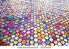 purple glass tile - Google Search