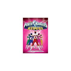 Power Rangers: Lightspeed Rescue: Complete Series