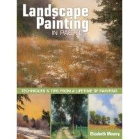 Landscape Painting in Pastel - Techniques & Tips from Elizabeth Mowry #pastel #painting #art
