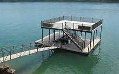 Floating Docks | Boat dock, Boating and Cat