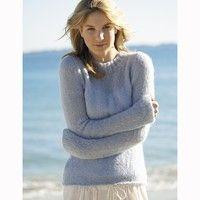 Mohair Sweater PDF
