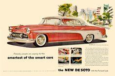 1955 DeSoto Fireflite Two Door Sportsman