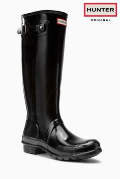 I can already see these Hunter Wellies being paired with a beautiful hippie dress, a must have for all festivals