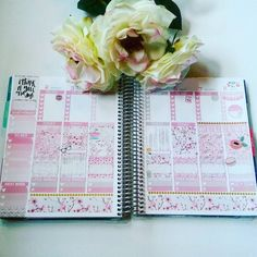 Plan with Me! Live link in bio! The week is in honor of my mother! Happy Mothers Day to all the ladies!  Thank you to @simplysarahmarie for sending me this beautiful kit by @nicolealexiadesigns #planwithme #weeklyspread #weeklylayout #planning #planner #eclp #erincondrenlifeplanner #weloveec #fyi #plannergirl #planneraddict #plannerjunkie #prettyplanner #kikkik #filofax #thehappyplanner #staionery #plannercommunity #planningwithbelinda #plannerstickers #planneraccessories #etsystickers…