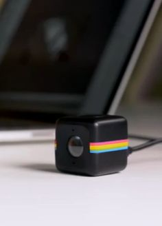 Polaroid, a company best known for its instant photographs, has launched the Cube, a tiny but durable full HD camera.