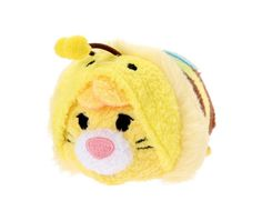 Rabbit Honey Pot 2015 Mini Tsum Tsum Plush