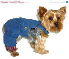 ON SALE 20% OFF  Dog Clothes Sewing Pattern 1501 par SofiandFriends
