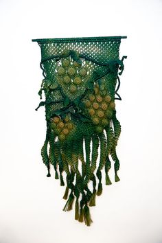 Macrame Wall Hanging - Vineyard, handmade by @Macrame Art