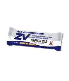 ZIPVIT ZV9 PROTEIN RECOVERY BAR - 20g of High Quality Whey & Milk Proteins - Up to 25g of easily digested carbohydrates - Synergistic blend of vitamins and antioxidantS