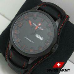 Jam tangan pria SWISS ARMY Harga 170.000 +ongkir 07f5dff5a4