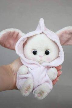 Bunny baby by By Tatiana Matlyak | Bear Pile