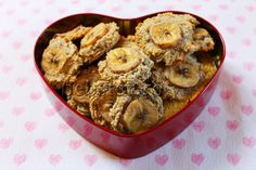Banana and coconut cookies, gluten free, cereal free