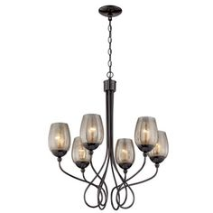 Shop for Varaluz Emma 6-light Chandelier. Get free shipping at Overstock.com - Your Online Home Decor Outlet Store! Get 5% in rewards with Club O!