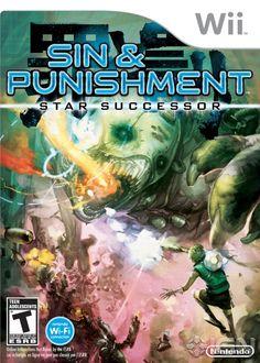 Sin & Punishment Star Successor