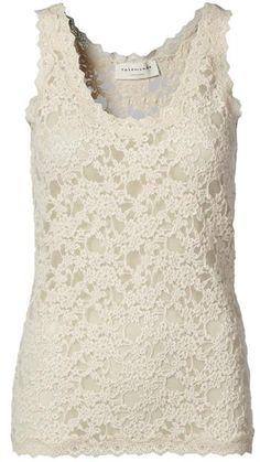 Rosemunde - Blonde top - Marble