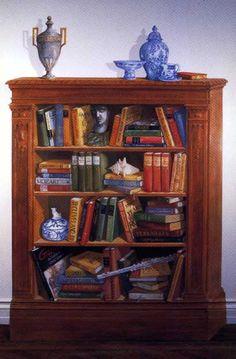 BookcaseGrant. Richard Taddei. www.taddeicor.com