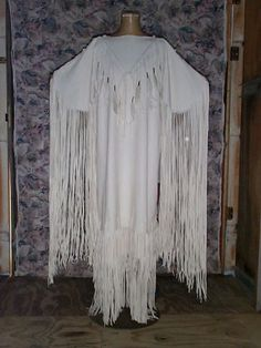 traditional native american wedding dress