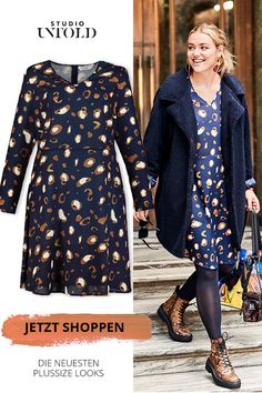Plus Size Winter, Versuch, Arm, Dresses With Sleeves, Shirt Dress, Studio, Long Sleeve, Shirts, Outfits