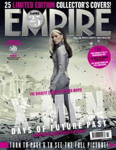 EMPIRE Magazine - 25 Limited Edition Collector's Covers - Rogue