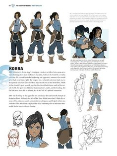 See The Legend of Korra Come to Life in This Gorgeous New Art Book