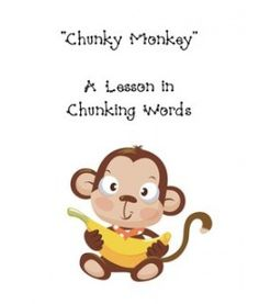 Chunky Monkey Lesson, Words to Rap, and Word List